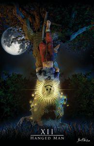 Hanged Man - The Art of Joseph Alexander Wraith