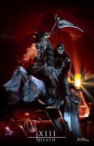 Death - The Art of Joseph Alexander Wraith
