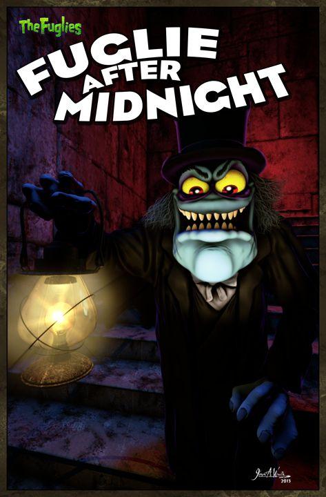 Fuglie After Midnight - The Art of Joseph Alexander Wraith