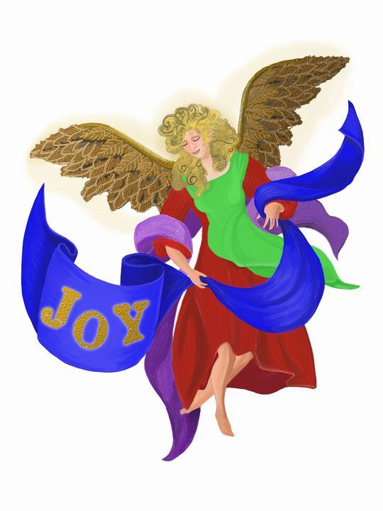 Joy Angel - Broek Wolften Creations