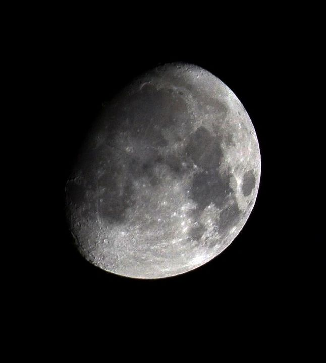 Moon - Photography By Helen