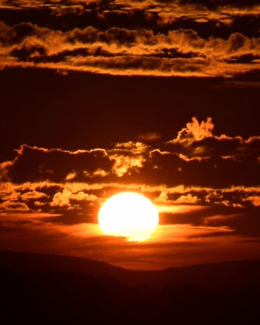 Golden Sunset at the Gouvia Vineyard - Photography By Helen
