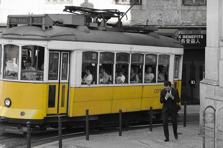 Tram Lisbon - jsebouvi