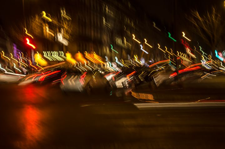 Paris la nuit - jsebouvi