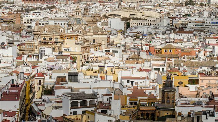Seville, Espagne, architecture - jsebouvi