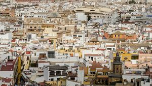 Seville, Espagne, architecture