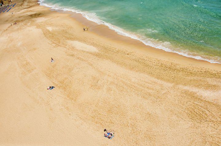 Albufeira beach Algarve - jsebouvi