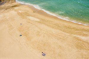 Albufeira beach Algarve