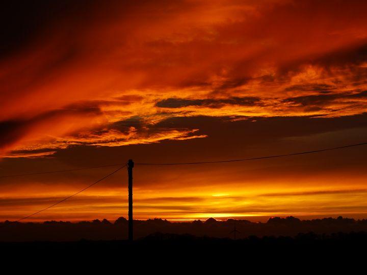 Beautiful Skies - Anna Cartwright Photography
