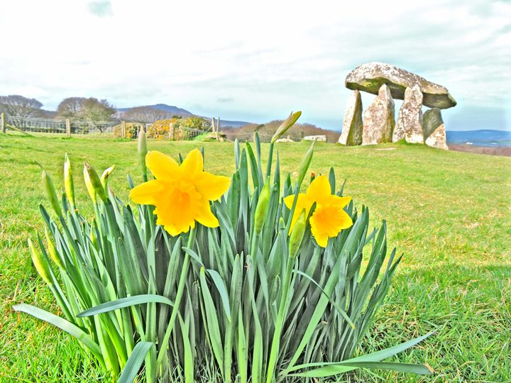 Pentre Ifan 3 - Anna Cartwright Photography