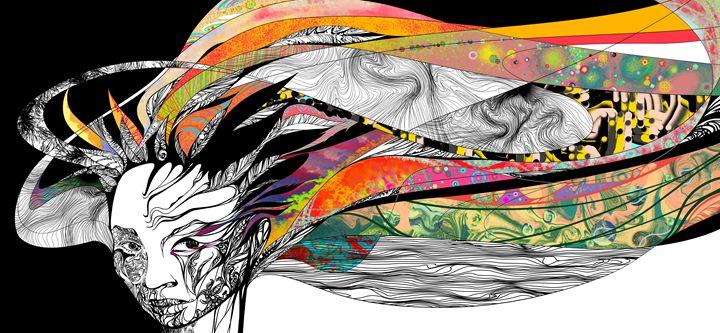 colors of the wind - Daniela P