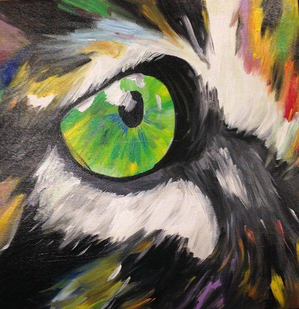 Tiger Eye - AArt