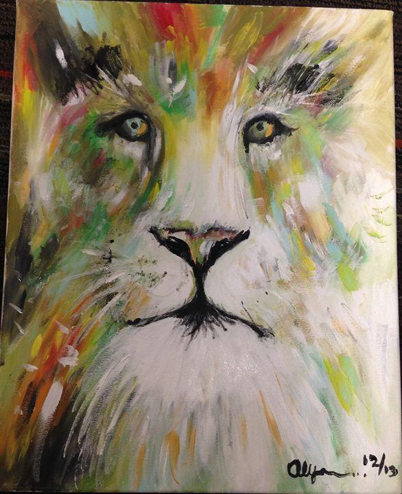 Lion - AArt