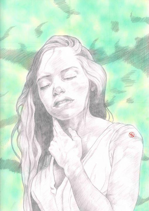 Summertime - Anne Reboul Fine Art