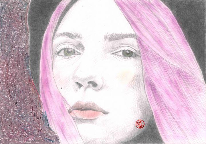 Rebellion - Anne Reboul Fine Art