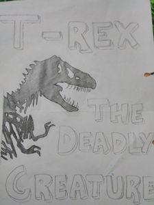 t-rex - Rohangagal