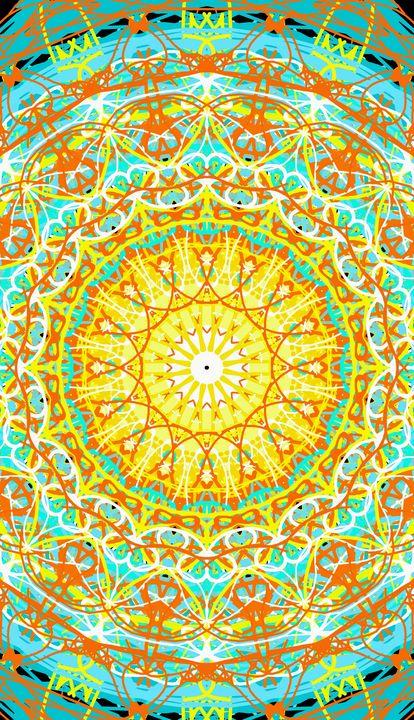 Sunburst 2 - Keribleu Art