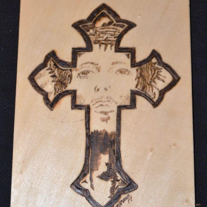 Cross-Jesus - Ceci's Universe