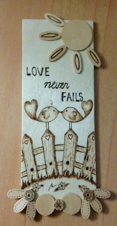 Love Never Fails - Ceci's Universe