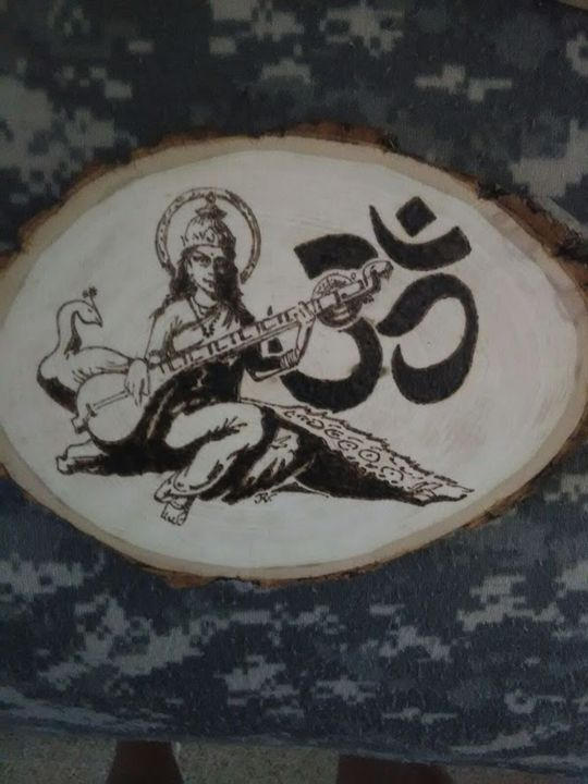 Saraswati-Hinduism - Ceci's Universe