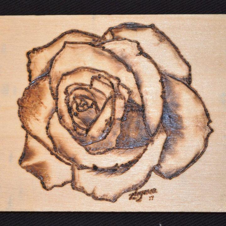 Single Rose - Ceci's Universe