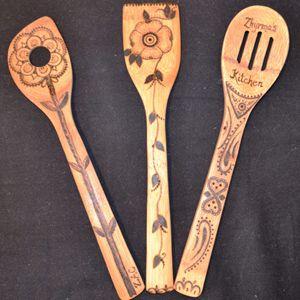 Spoons Trio