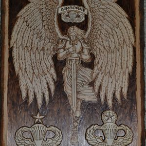 St. Michael Protector 3-D