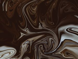 Abstract Chocolate