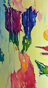 ILLUSION  110*60 cm, original oil