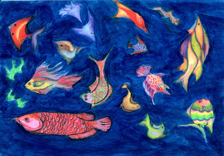 Lil' Aquarium - Nguyen Kim Hoang Nhu