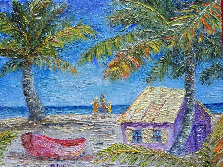 Blue Lagoon - Patrycja Hauer-Ivey