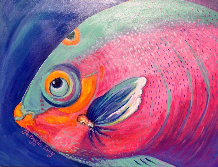 Aquarium Fish - Patrycja Hauer-Ivey