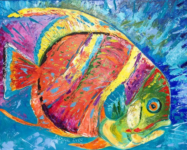 Fish - Patrycja Hauer-Ivey
