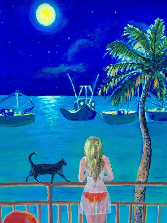 Silent Night - Patrycja Hauer-Ivey