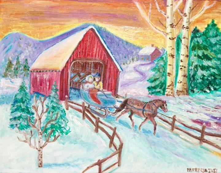 Jingle bells! - Patrycja Hauer-Ivey
