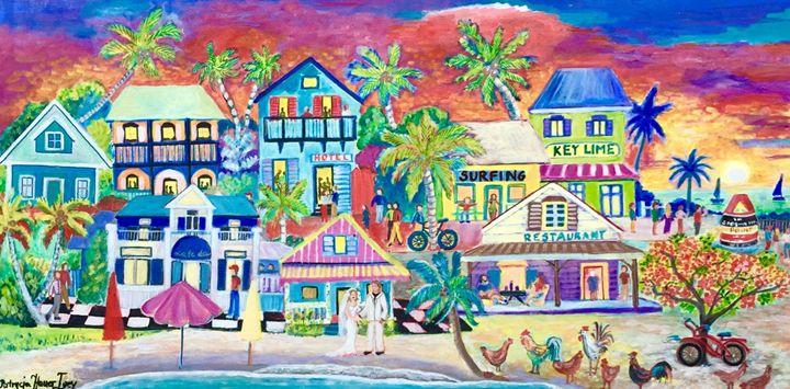 Key West - Patrycja Hauer-Ivey