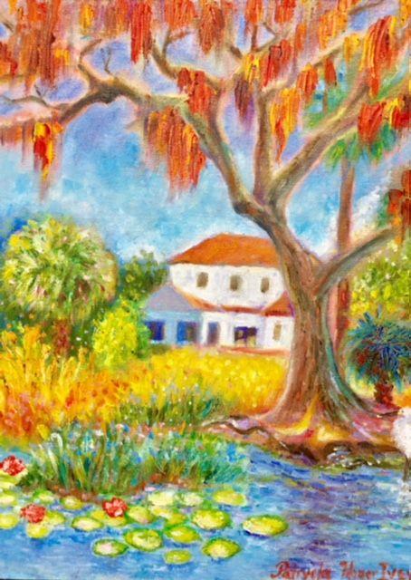 At Lake Berry - Patrycja Hauer-Ivey