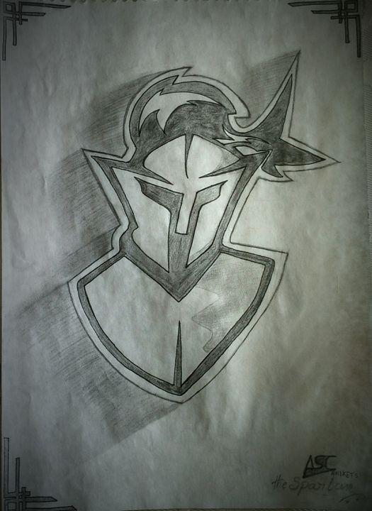 The Spartan - ASC's art