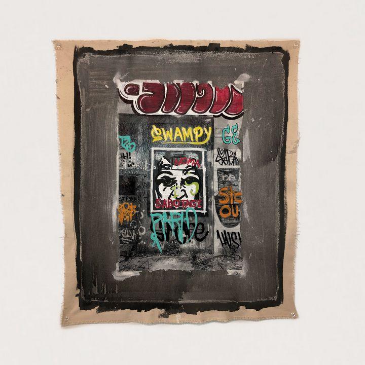 Swampy - Alexis Baer Art