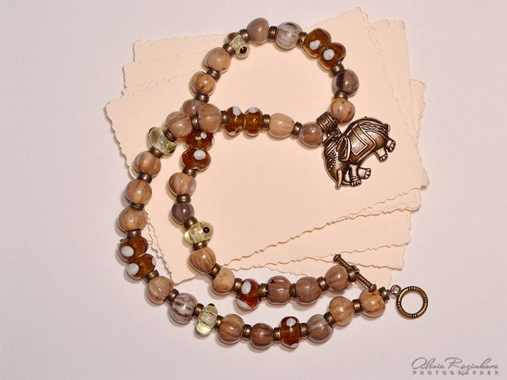 Etnic Necklace - Spyfox Art