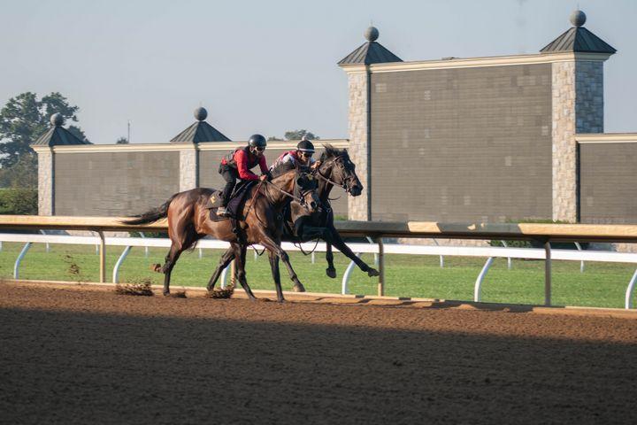 Keeneland Horses Racing - Rylan's Amazing Photography