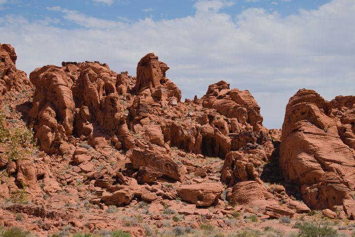 Red Rocks in Arizona - Rylan's Amazing Photography