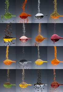 1 Tablespoon Flavor Collage - Steve Gadomski