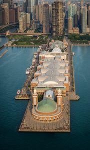 Navy Pier Aloft Chicago
