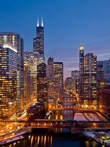 City View Chicago River