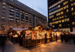 Chicago Christkindl Holiday Market 2