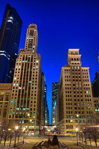 Chicago City Canyon
