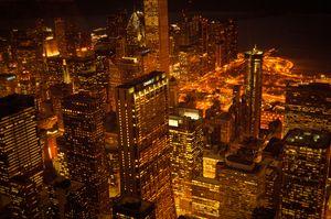 Chicago City Lights