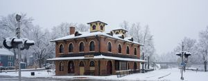 Galena Depot Snowall
