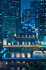Chicago Bridges - Steve Gadomski